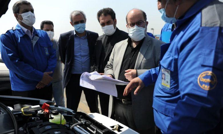 احتکار ایران خودرو