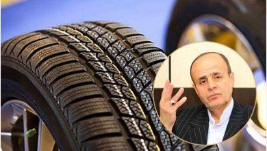 سعادتی نژاد رئیس اتحادیه فروشندگان لاستیک و روغن تهران