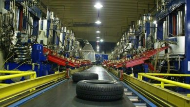 تولید لاستیک