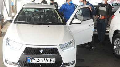 تحویل ایران خودرو